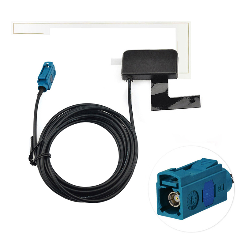 DAB / DAB+ radio, interface / adapter voor Audi MMI 2G Basic, High, 3G Basic, 3G en 3G+