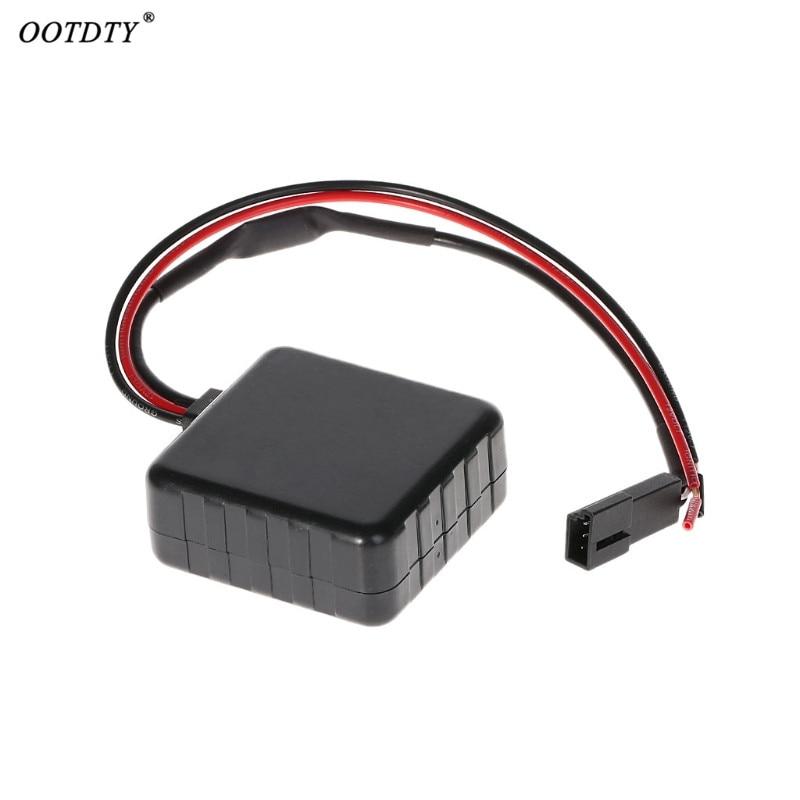 Bluetooth naar AUX interface / audio adapter voor autoradio's / navigatiesystemen van BMW E46, E39, E53-X5 met  (3-pin)