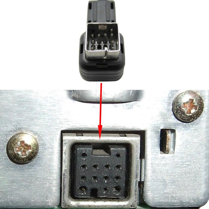 Bluetooth streamen + carkit / USB / AUX interface / audio adapter voor Suzuki en Subaru Clarion autoradio's