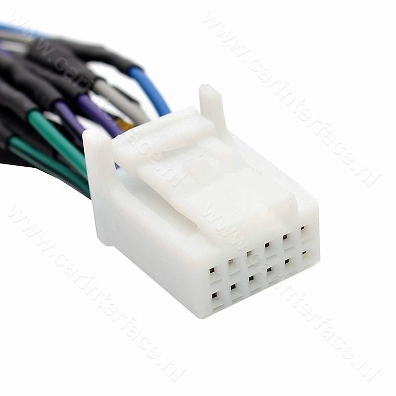 Toyota / Lexus 6+6 pin Y-kabel (YT-TYY)