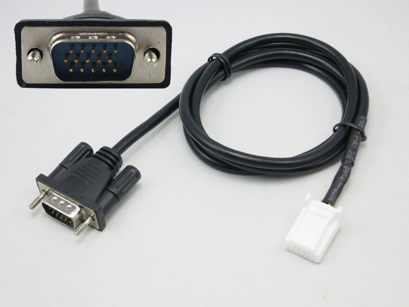 Yatour USB, SD, AUX ingang, MP3 interface / audio adapter voor Toyota autoradio's (YTM06-TOY2)