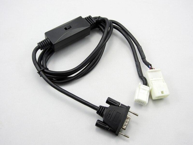 Toyota 6+6 pin Switch Y-kabel (TOY2Y-CDC) NEW-VGA