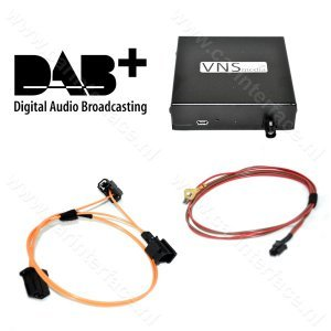 DAB+ radio modules