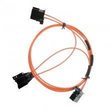 Y-Adapter Most Optic Fiber Kabel Cable voor Audi, BMW, Mercedes-Benz, Porsche, Volvo, Range Rover