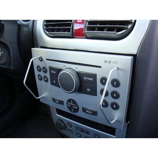 3.5mm AUX kabel voor OPEL autoradio's, voor o.a. CD30 MP3, CDC40, CD70, DVD90, 12-pin