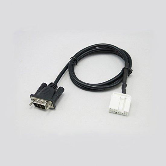 SUZ2 kabel voor Yatour met VGA connector