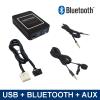 Bluetooth / USB / AUX interface / audio adapter voor Mazda autoradio's