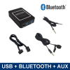 Bluetooth / USB / AUX interface / audio adapter voor Citroën autoradio's (MN-BUA-RD4)