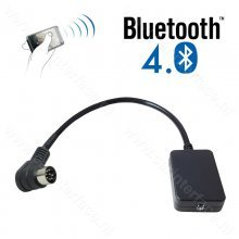 Bluetooth streaming interface / audio adapter voor VOLVO HU-serie autoradio