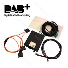 DAB / DAB+ radio, interface / adapter voor Audi MMI 2G High