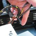 AUX kabel voor autoradio's / navigatiesystemen van BMW E46, E39, E53-X5 met een 3-pin audio aansluiting