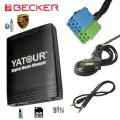 Yatour USB/SD/AUX IN MP3 interface voor Becker en Porsche autoradio's (YTM06-BEK)