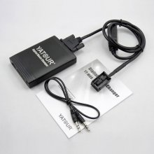 Yatour USB, SD, AUX ingang, MP3 interface / audio adapter voor Peugeot autoradio's (YTM06-RD4)