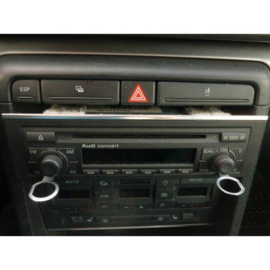 Radio demontagesleutels, set Nr. 3