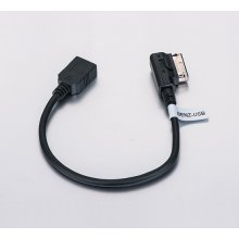 Media Interface USB adapter kabel voor Mercedes-Benz