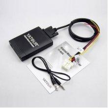 Yatour USB, SD, AUX ingang, MP3 interface / audio adapter voor Nissan autoradio's (YTM06-NIS)