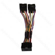 Subaru 20 pin Y-kabel, splitter (Y-SUBARU)
