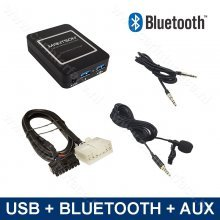 Bluetooth / USB / AUX interface / audio adapter voor Toyota autoradio's (MN-BUA-TOY1)