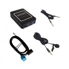 Bluetooth / USB / AUX interface / audio adapter voor SKODA autoradio's (8-pin)