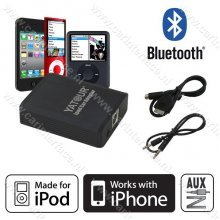 Yatour iPod, iPhone, AUX ingang, interface / audio adapter voor Suzuki autoradio's (YTM05-SUZ1)