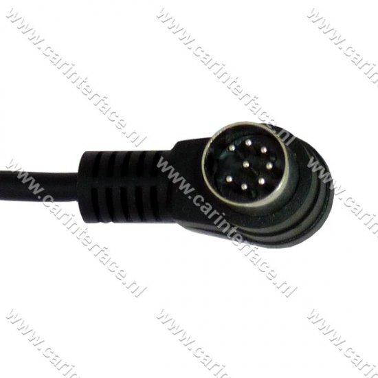 Y-kabel voor VOLVO HU-series RTi navigatiesystemen (YT-VHY)
