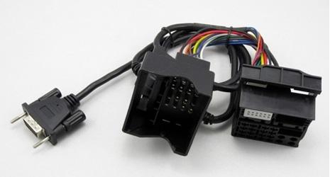 Yatour USB, SD, AUX ingang, MP3 interface / audio adapter voor MINI autoradio's (YTM06-BM2)