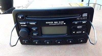 Radio demontage beugel, set Nr. 4
