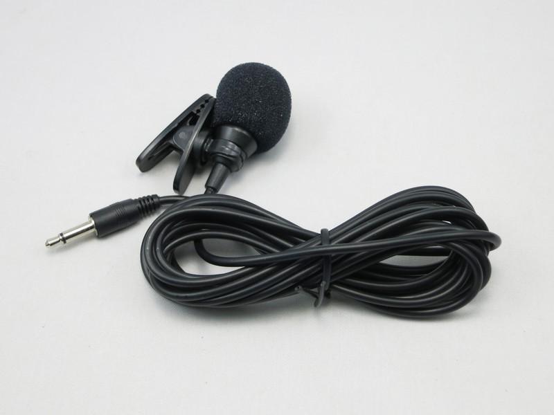 3.5mm standaard microfoon met 2 meter kabel