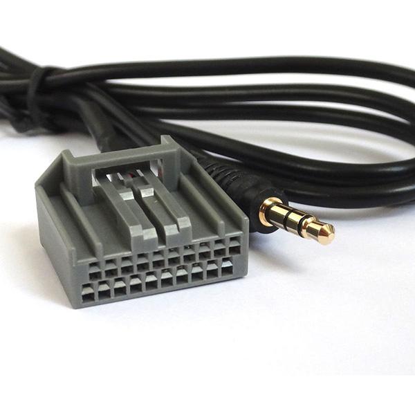 3,5mm AUX kabel voor HONDA Civic, CRV en Accord