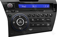 Honda CR-Z radio CD