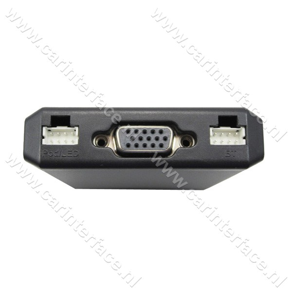 Yatour USB, SD, iPod, iPhone, AUX ingang, MP3 interface / audio adapter voor Ford autoradio's (YTM07-FRD1)