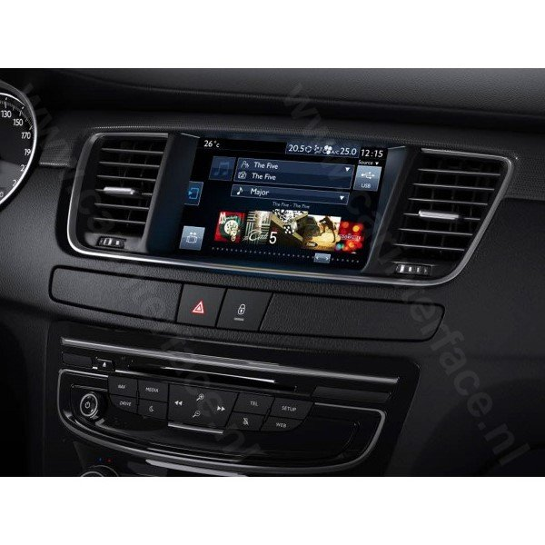 yatour usb sd aux ingang mp3 interface audio adapter voor peugeot autoradio 39 s ytm06 rd4. Black Bedroom Furniture Sets. Home Design Ideas