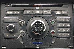 Peugeot Citroen WIP Com 3D (NG4) autoradio