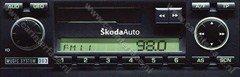 Skoda Music System 303