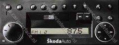 Skoda Music System 402