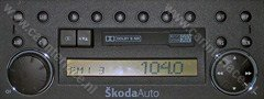 Skoda Music System 501 / 502