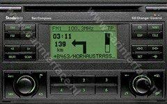 Skoda Sat Compass Navigation