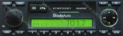 Skoda Symphony Cassette