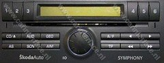 Skoda Symphony CD High