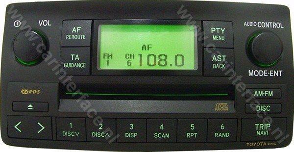 W58802 Toyota