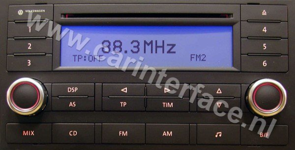 Vw Delta on Bluetooth Audio Module