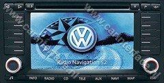 Volkswagen Radio Navigation S2