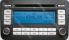 Volkswagen RCD500 MP3