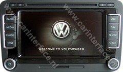 Volkswagen RNS510 (MFD3)