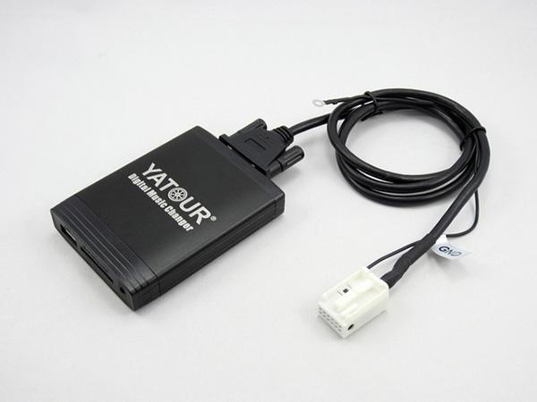 VW12 kabel voor Yatour zonder een externe CD-wisselaar