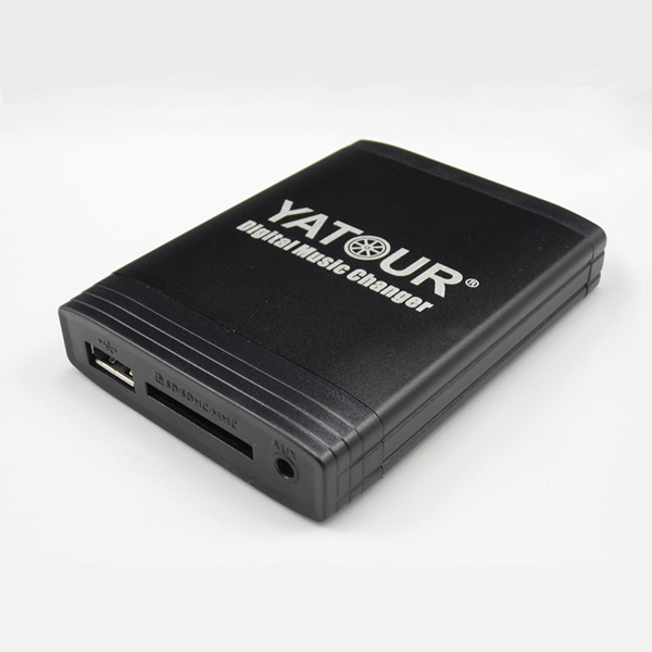 Yatour USB, SD, AUX ingang, MP3 interface / audio adapter voor Alfa Romeo autoradio's